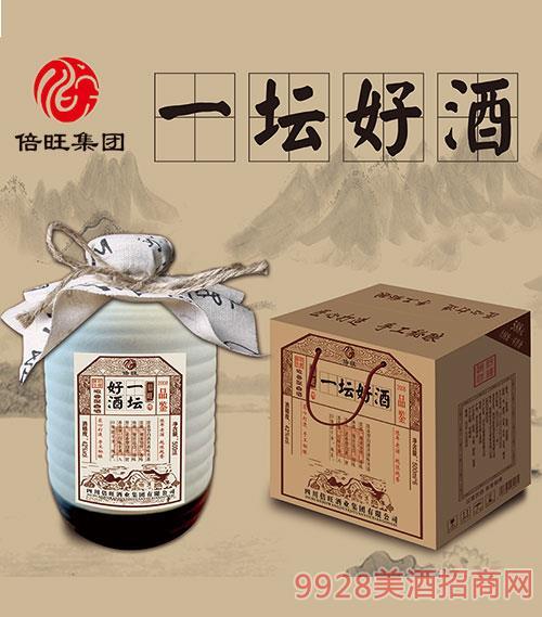 一壶老酒品鉴(2008)42度500ml