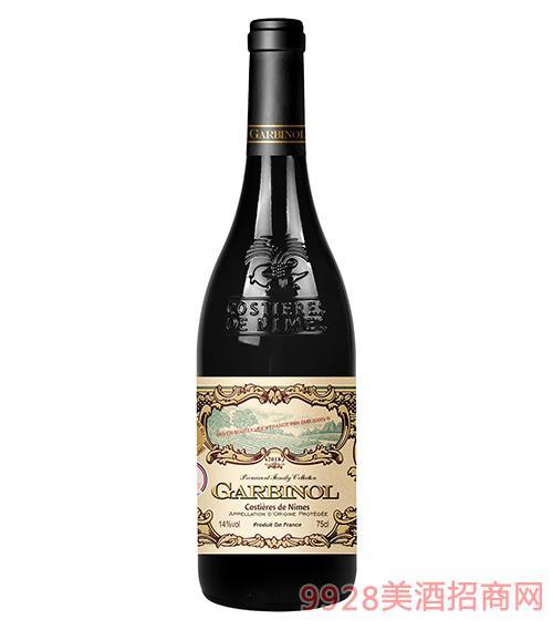 卡苷诺·望族珍藏干红葡萄酒14度750ml