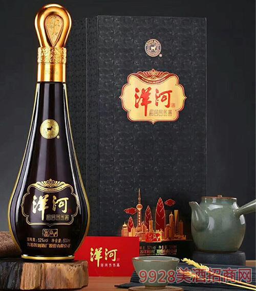 洋河节节高酒(墨竹)52度500ml