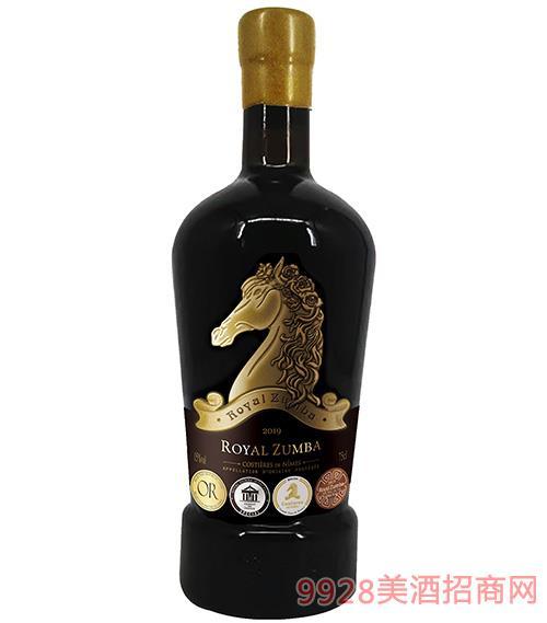 皇家尊马干红葡萄酒15度750ml