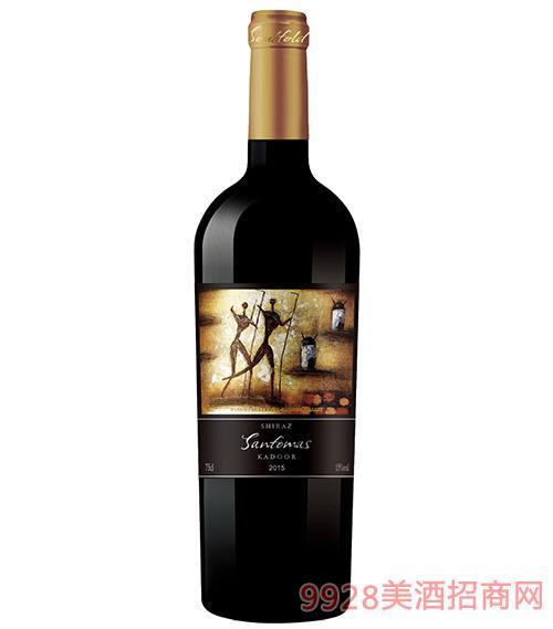 圣托莫森-·嘉多柯尔干红葡萄酒15度750ml