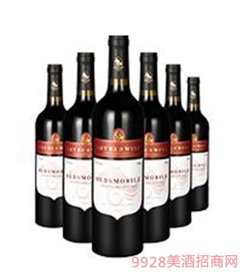 奥斯莫比干红葡萄酒