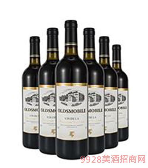 奥斯莫比精选干红葡萄酒
