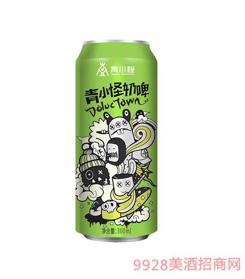 青小怪原味奶啤300ml