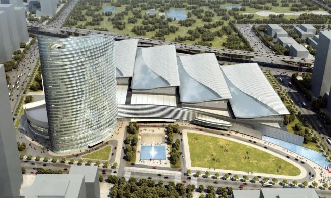 山东国际会展中心(新馆)