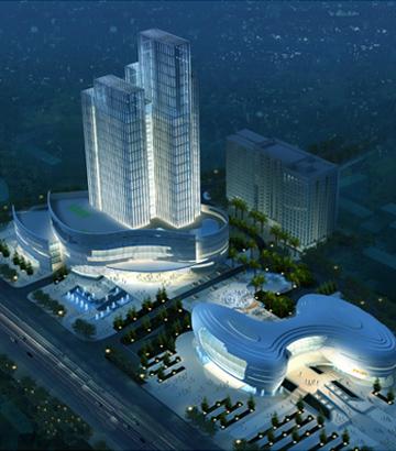 四川省泸州市国际会展中心