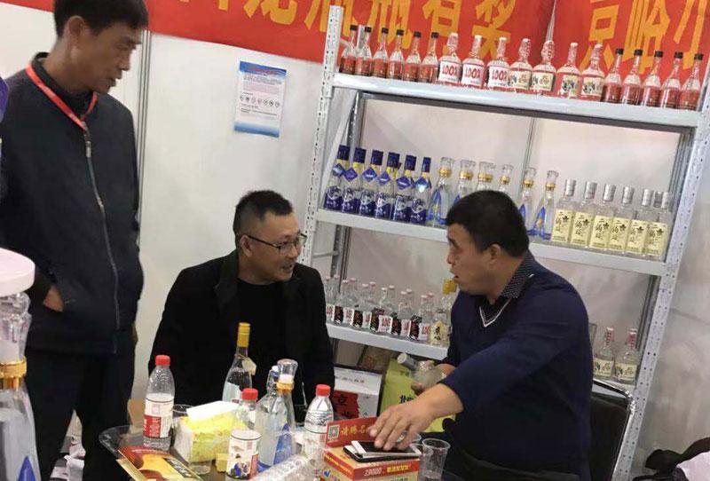 北京京峪佳酿酒业携多款光瓶酒亮相安徽糖酒会 |2|bjjyjy