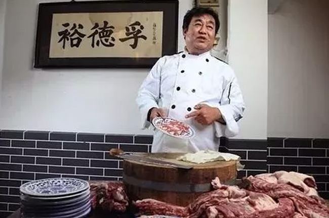 北京美味美食:羊肉~