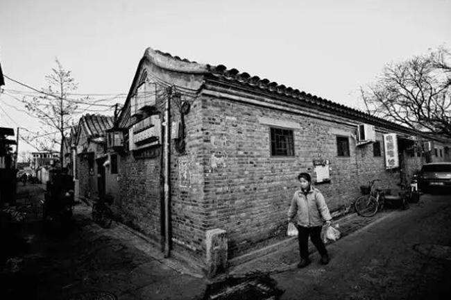 北京旅游之东四四条