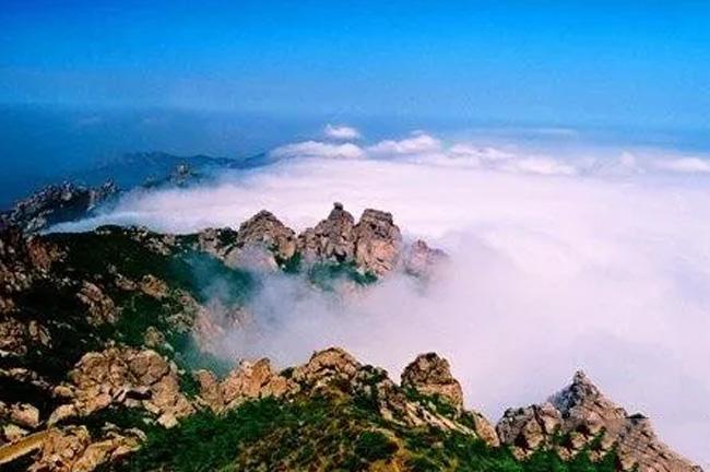 青岛旅游之崂山