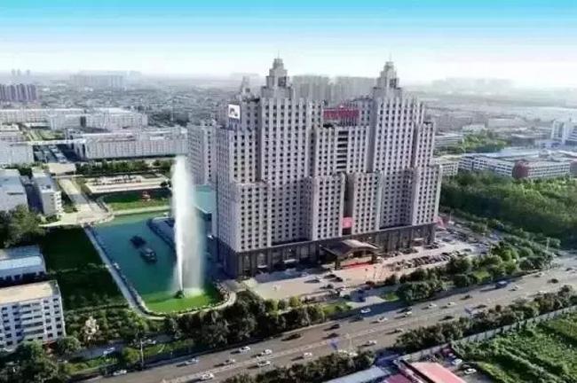 石家庄住宿推荐:凯旋门大酒店
