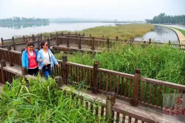 石家庄旅游:太平河景区