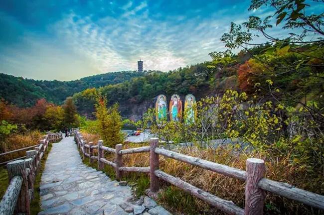 合肥旅游:紫蓬山国家森林公园