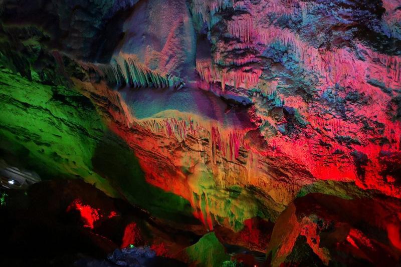 博山开元溶洞