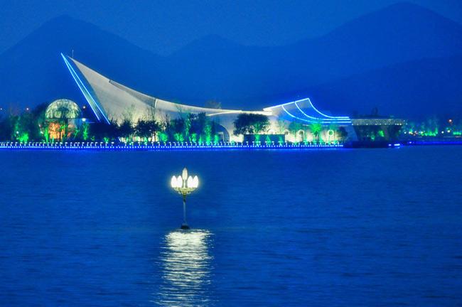 云龙湖风景区