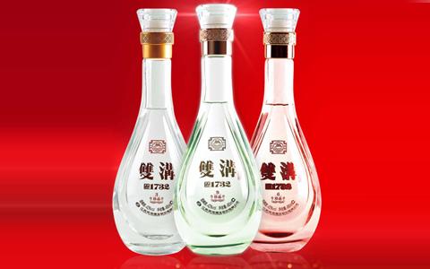 【陈列】双沟珍品1732系列酒终端陈列生动化