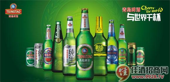 河南区域的青岛啤酒市场异常火爆