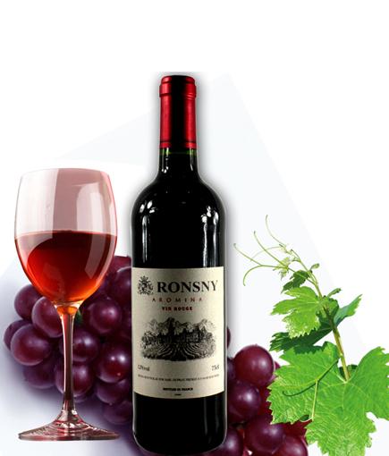 畅销法国红酒品牌