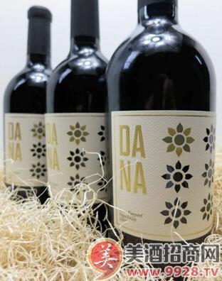 德纳莲花园赤霞珠干红葡萄酒(纳帕谷)