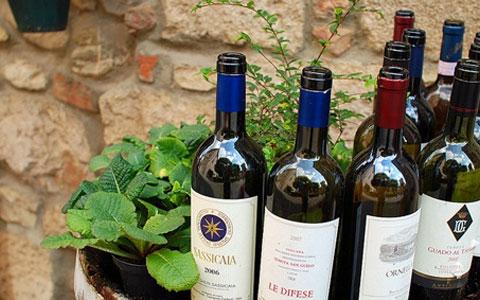 意大利红酒品牌排行榜