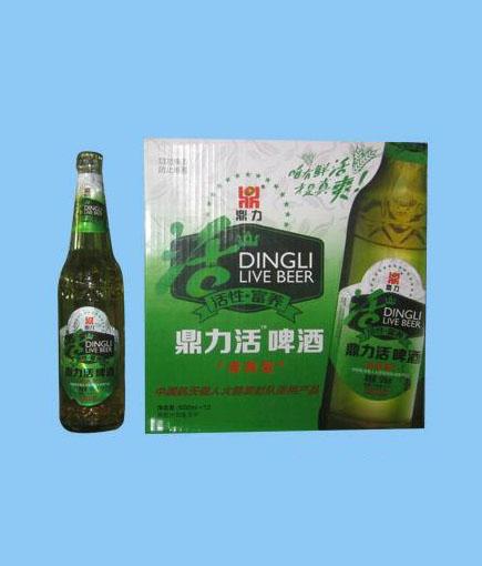 鼎力活啤酒―活性富养啤酒!