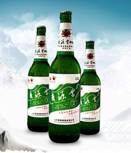 [广告]青源雪啤酒 消费者喜爱的啤酒