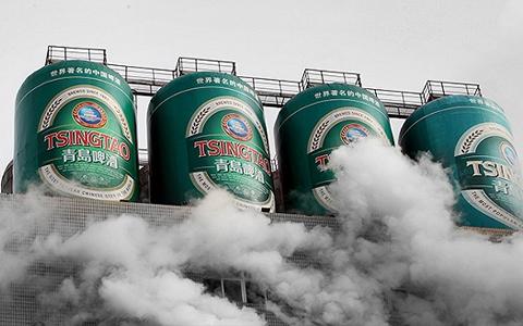 青岛啤酒失市场份额 应加投资和海外拓展