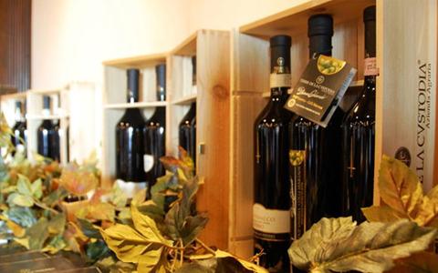 意大利高端葡萄酒势头崛起