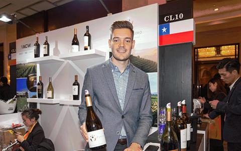葡萄酒,智利的国家名片