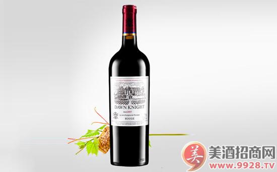黎明骑士2007侯爵古堡干红葡萄酒价格,多少钱