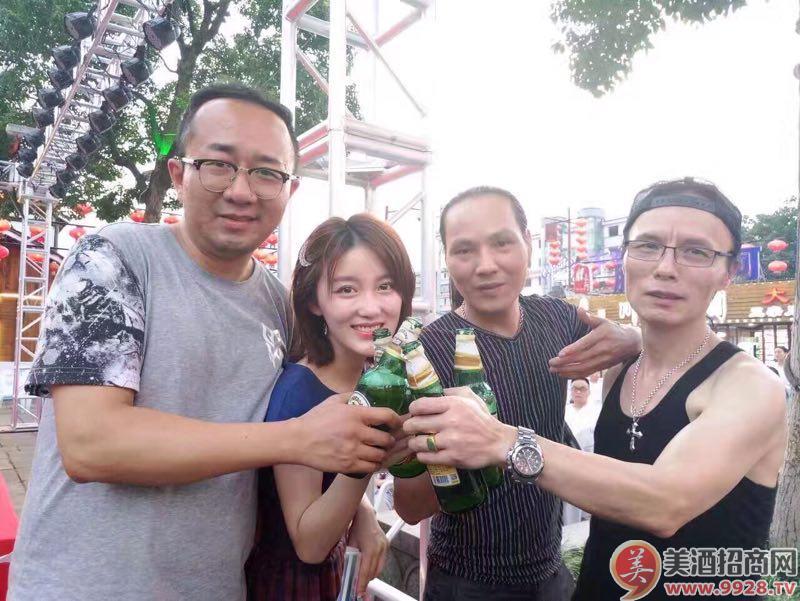 第二季千岛湖啤酒龙虾节盛大开幕啦
