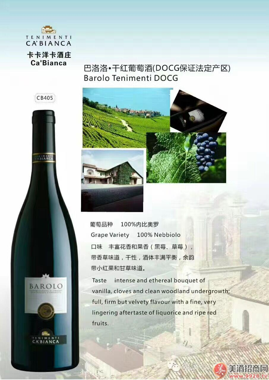 意大利进口葡萄酒招商图片