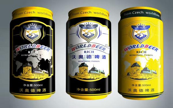 沃奥德啤酒罐装诚招各市县代理商