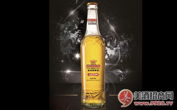 【发现美酒】金龙泉啤酒活力源
