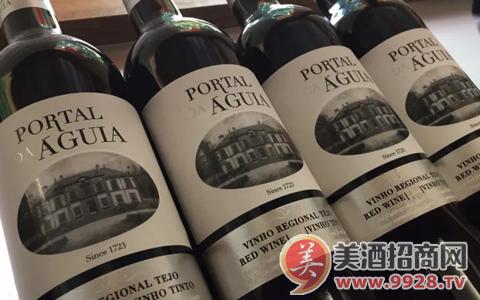 葡萄牙波尔图红葡萄酒 酒香持久