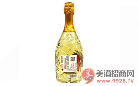 奢华莫斯卡托起泡葡萄酒 果香奇异