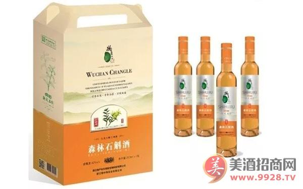 【发现美酒】创龄森林石斛酒价格及详情