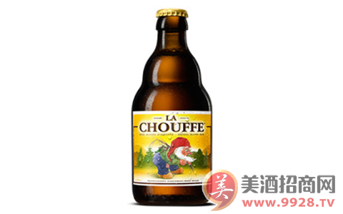 【发现美酒】比利时舒弗啤酒,泡沫丰富而细腻