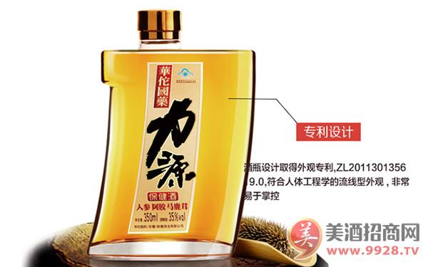 【华佗国药】力源滋补养生酒350ml多少钱一瓶?