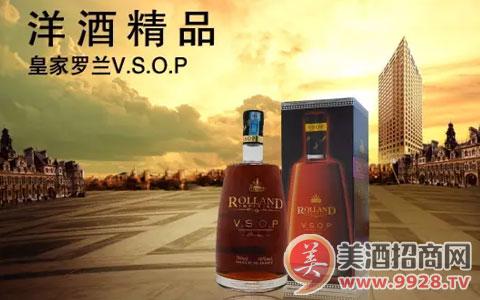 【发现美酒】皇 家罗兰VSOP洋酒,至尊体验