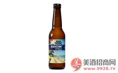 霸曲新西兰皮尔森啤酒:口感清爽