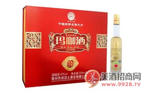 古水坊酒业玛咖养生酒怎么代理?