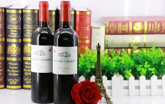 卡霸鲁庄园干红葡萄酒,酒体适中,回味悠长