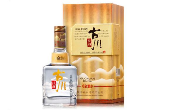 【发现美酒】古川淡雅金装酒,成功人士品鉴的白酒