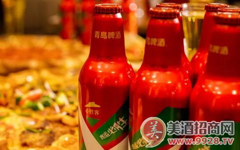 """青岛啤酒""""鸿运必胜"""",美食与美酒的产物"""