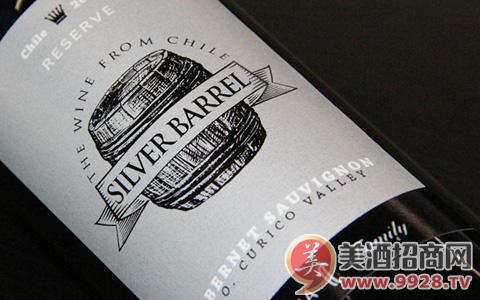 银桶珍藏赤霞珠干红葡萄酒,来自智利的佳酿!