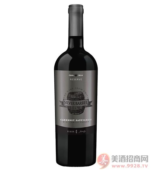银桶珍藏赤霞珠干红葡萄酒