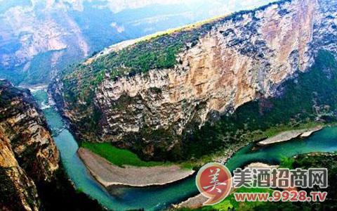 """贵州赤水河荣获""""中国好水""""优质水源称号"""