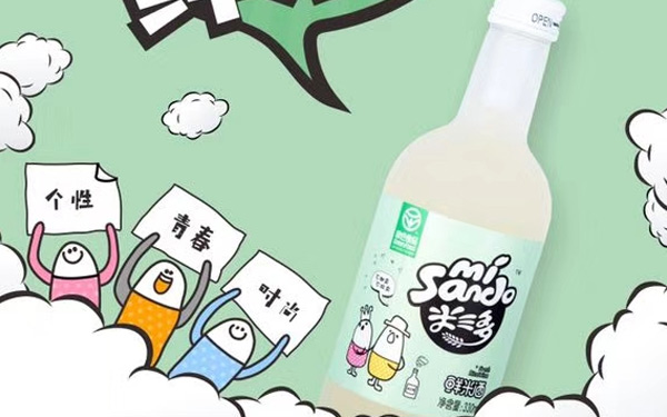 米三多鲜米酒,古法酿造,酒香浓郁
