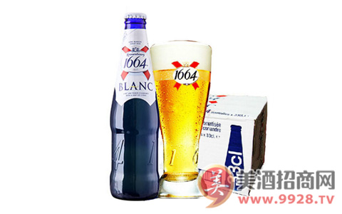 为什么说凯旋1664啤酒是浪漫的化身?凯旋1664白啤酒有什么含义?